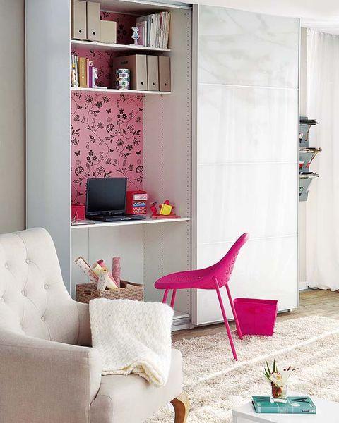 Room, Interior design, Wall, Furniture, Interior design, Shelving, Shelf, House, Pillow, Throw pillow,