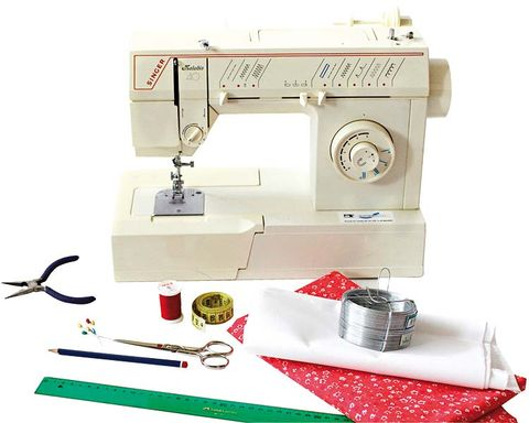 Product, Sewing machine, Line, Pliers, Machine, Serveware, Household appliance accessory, Sewing machine feet, Sewing, Foil,