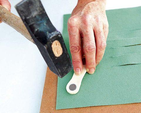 Finger, Wrist, Joint, Nail, Thumb, Tool, Gesture, Vein, Kitchen utensil,