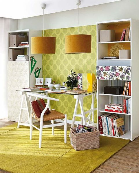 Room, Interior design, Floor, Flooring, Shelf, Shelving, Table, Wall, Interior design, Home,