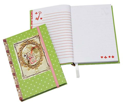 Green, Pattern, Notebook, Paper product, Rectangle, Stationery, Book, Diary, Paper, Publication,