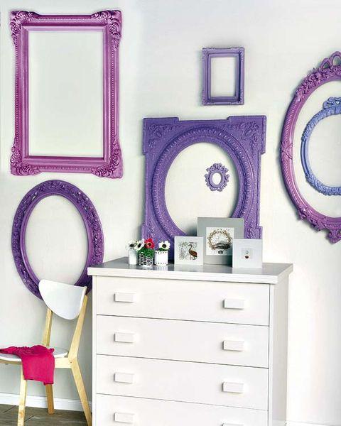 Blue, Green, Drawer, Room, Chest of drawers, Purple, Furniture, Interior design, White, Lavender,