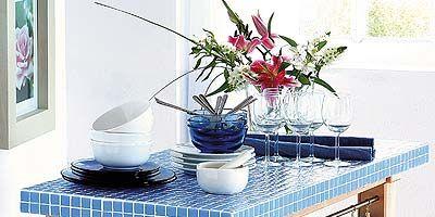 Blue, Petal, Serveware, Dishware, Glass, Cobalt blue, Interior design, Turquoise, Azure, Porcelain,
