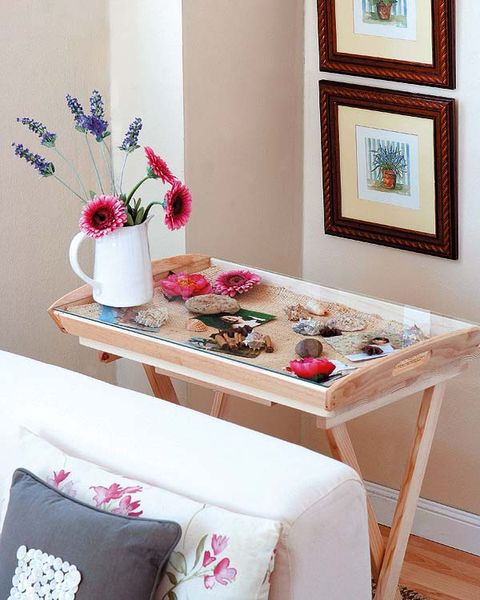 Room, Interior design, Pink, Interior design, Linens, Home accessories, Centrepiece, Picture frame, Lavender, Bouquet,