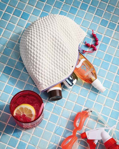 Pattern, Carmine, Toy, Bonnet, Still life photography, Plastic, Baby toys,