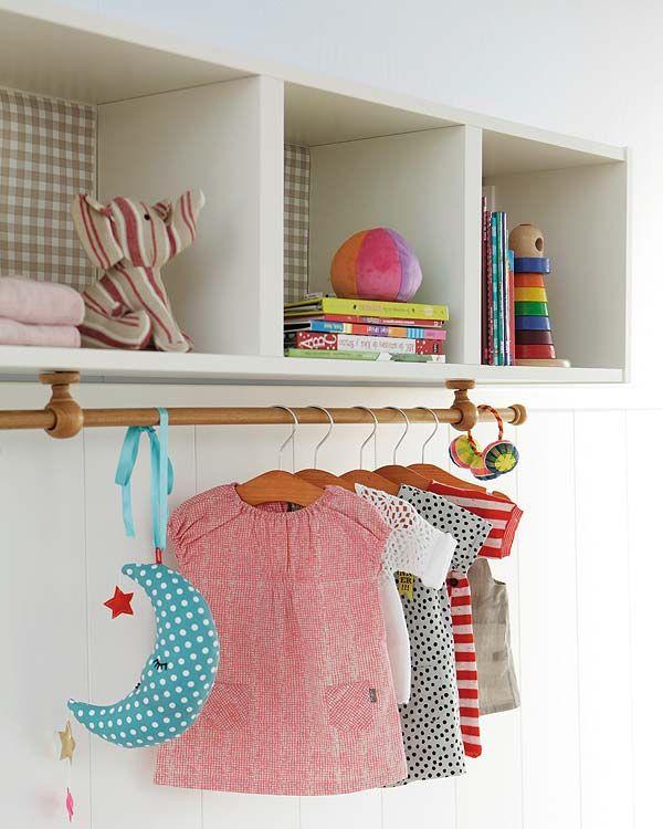 Infantil Dormitorio Un El Organizador Mini Para 8v0NnwmO