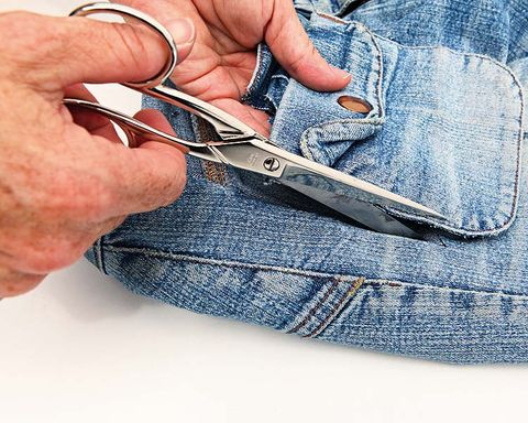 Human, Finger, Denim, Jeans, Textile, Pocket, Wrist, Thumb, Nail, Button,