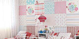 Interior design, Room, Textile, Home, Pink, Furniture, Interior design, Wall, Chest of drawers, Drawer,