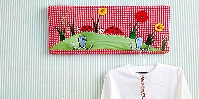 Product, Green, Sleeve, Textile, Pattern, Red, Collar, Pink, Clothes hanger, Magenta,
