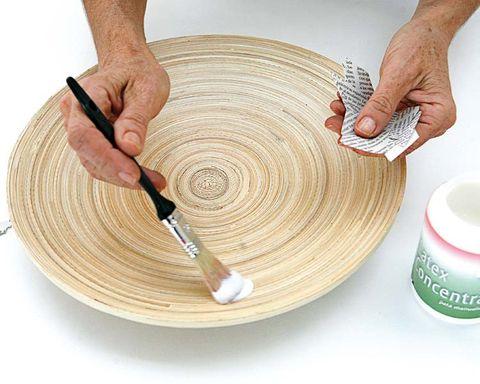Wood, Hand, Thumb, Circle, Craft, Plywood, Artisan,