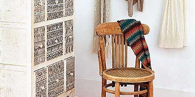 Floor, Flooring, Room, Furniture, Hardwood, Curtain, Window treatment, Wicker,