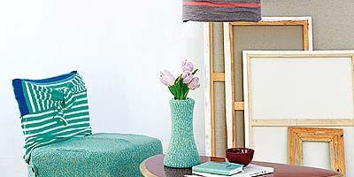 Green, Room, Textile, Furniture, Table, Interior design, Teal, Turquoise, Lavender, Aqua,