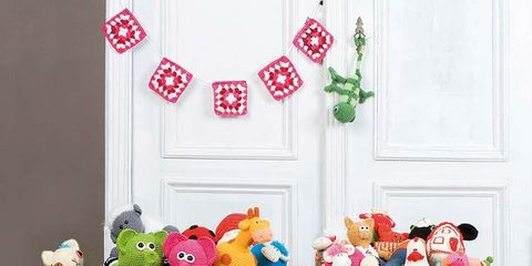 Textile, Door, Toy, Creative arts, Home door, Stuffed toy, Party supply, Craft, Home accessories, Baby toys,
