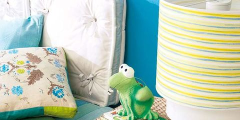 Green, Textile, Toy, Stuffed toy, Teal, Linens, Turquoise, Home accessories, Pillow, Throw pillow,