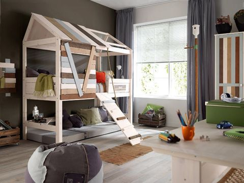 Furniture, Room, Interior design, Property, Living room, Building, House, Bed, Home, Table,