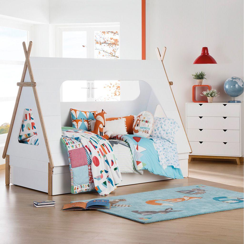 Camas Infantiles De Cuento Dormitorios Infantiles