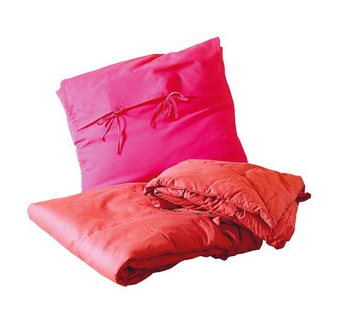 Textile, Red, Cushion, Pillow, Throw pillow, Carmine, Linens, Magenta, Maroon, Boot,