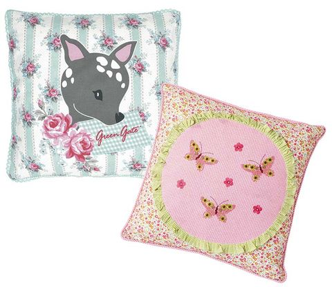 Pattern, Textile, Pink, Magenta, Embroidery, Linens, Creative arts, Home accessories, Violet, Cushion,