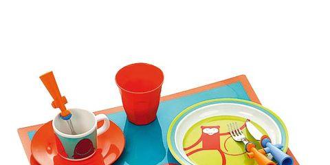 Serveware, Dishware, Drinkware, Tableware, Cup, Coffee cup, Teacup, Orange, Saucer, Teal,