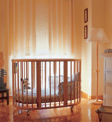Wood, Product, Room, Interior design, Hardwood, Home, Infant bed, Interior design, Nursery, Lamp,