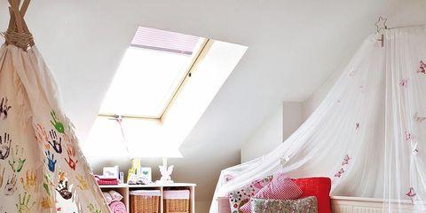 Room, Interior design, Bedding, Bed, Textile, Bedroom, Home, Pink, Linens, Bed sheet,