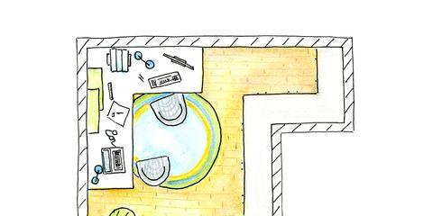 Yellow, Artwork, Illustration, Drawing, Graphics, Symbol, Number, Sketch,