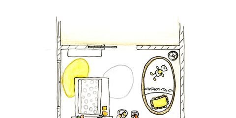 Yellow, White, Line, Rectangle, Circle, Illustration, Drawing, Paper, Sketch, Graphics,