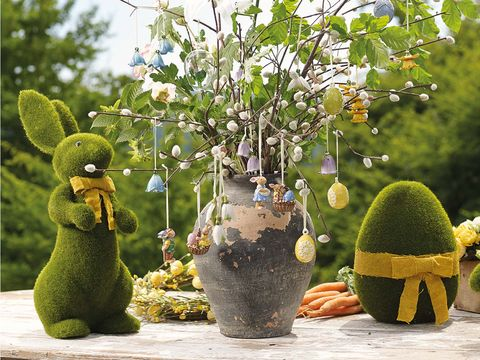 Houseplant, Plant, Flowerpot, Tree, Stuffed toy, Flower, Garden, Still life, Plush, Fruit,
