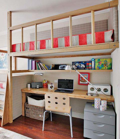 Wood, Room, Interior design, Shelving, Furniture, Wall, Shelf, Drawer, Cabinetry, Hardwood,