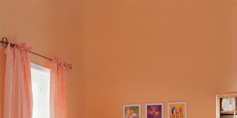Wood, Room, Product, Interior design, Textile, Home, Floor, Wall, Peach, Pink,