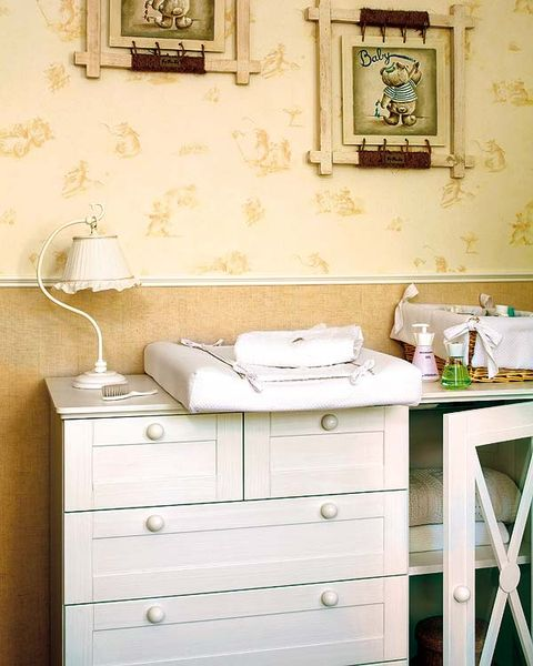 Room, Drawer, Wood, Interior design, Chest of drawers, Wall, White, Furniture, Cabinetry, Interior design,