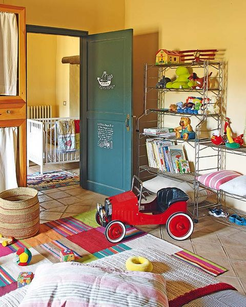 Wood, Room, Interior design, Floor, Flooring, Interior design, Toy, Baby toys, Door, Wood stain,