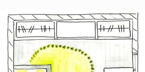 Line, Purple, Parallel, Rectangle, Illustration, Artwork, Drawing, Painting, Child art, Paper,