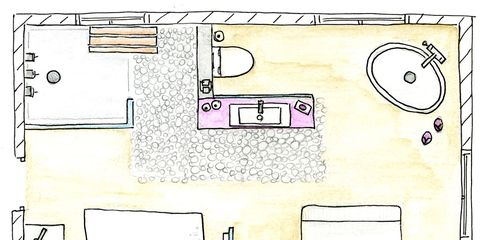 White, Line, Purple, Parallel, Rectangle, Lavender, Artwork, Plan, Illustration, Design,