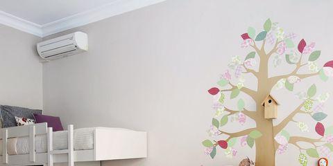 Room, Interior design, Wall, Home, White, Furniture, Pink, Interior design, Drawer, Living room,