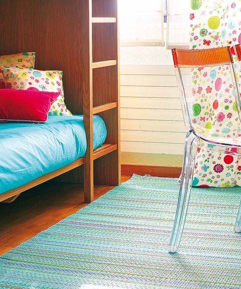 Room, Floor, Interior design, Flooring, Textile, Wall, Linens, Couch, Interior design, Home,