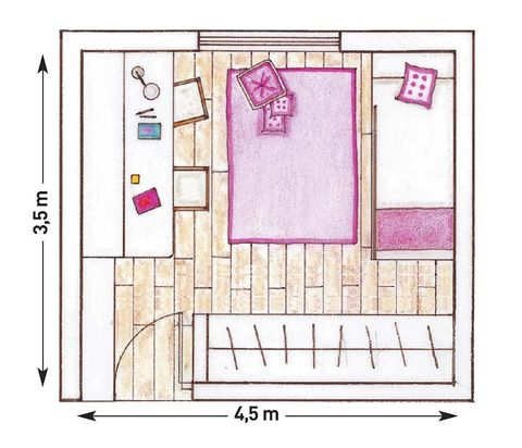 Floor plan, Drawing, Plan, Room, Artwork,