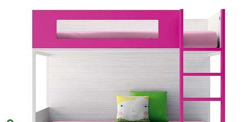 Green, Textile, Purple, Pink, Interior design, Bedroom, Room, Magenta, Bedding, Wall,