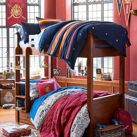 Dormitorio Harry Potter
