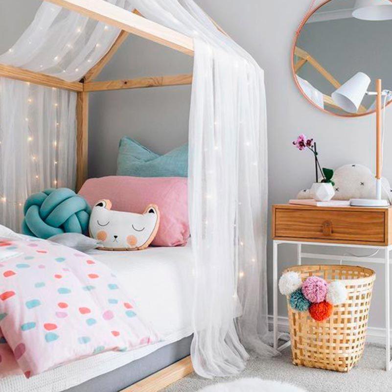 19 Dormitorios Infantiles Para Enamorarte - Imagenes-habitaciones-infantiles