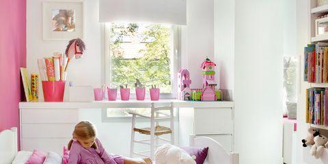 Errores que debes evitar en un dormitorio infantil