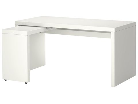 Desk, Furniture, Table, Computer desk, Rectangle, Writing desk, Material property, Sofa tables, Outdoor table,