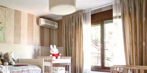 Room, Interior design, Textile, Floor, Home, Interior design, Chest of drawers, Flooring, Ceiling, Window treatment,