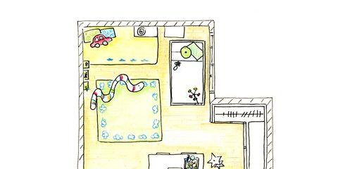 Plan, Schematic, Parallel, Diagram, Rectangle, Drawing, Floor plan,