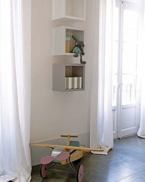 Interior design, Room, Floor, Flooring, Fixture, Wheelbarrow, Home, Window treatment, Molding, Cart,