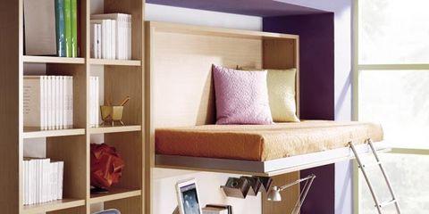 Room, Wood, Interior design, Wall, Furniture, Shelf, Shelving, Table, Office equipment, Drawer,