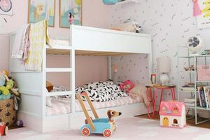 Dormitorios infantiles para compartir