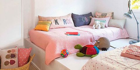 20 ideas para decorar dormitorios infantiles