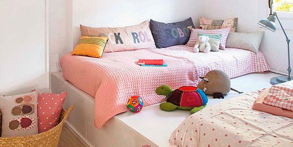 20 ideas para decorar dormitorios infantiles - Decorar dormitorios infantiles ...