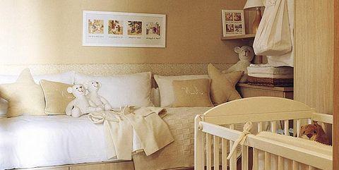 Siete ideas para decorar el cuarto del bebé